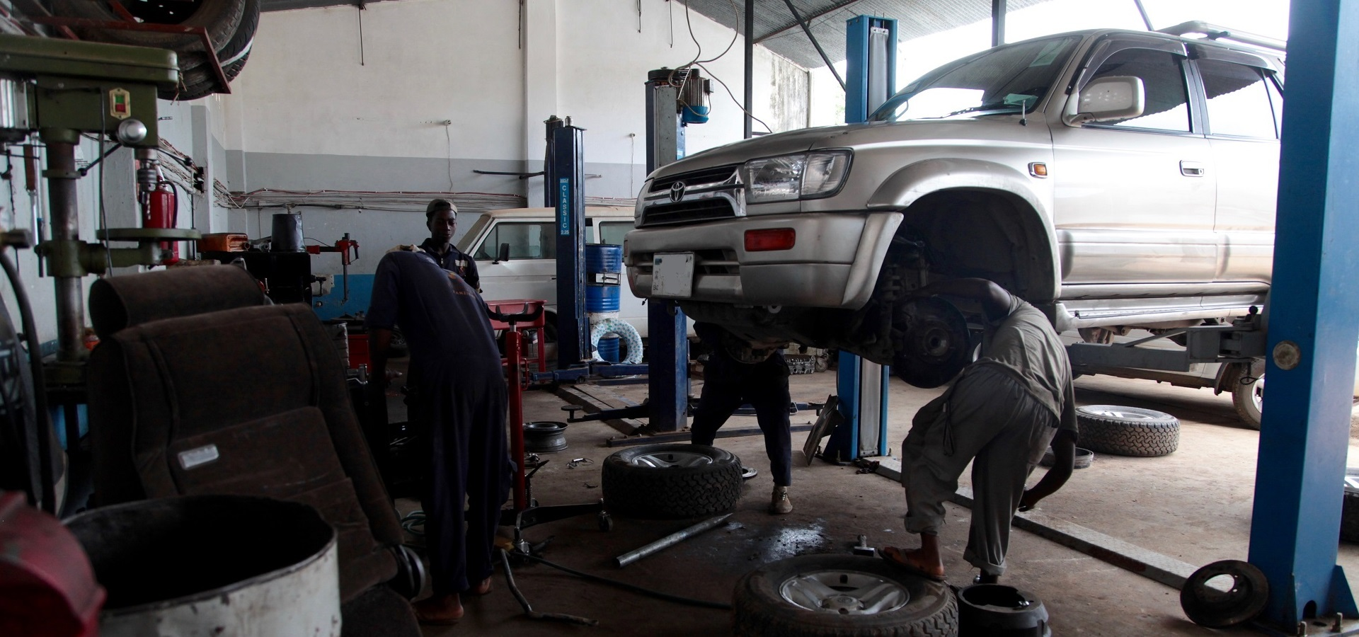 Excellent services for your car