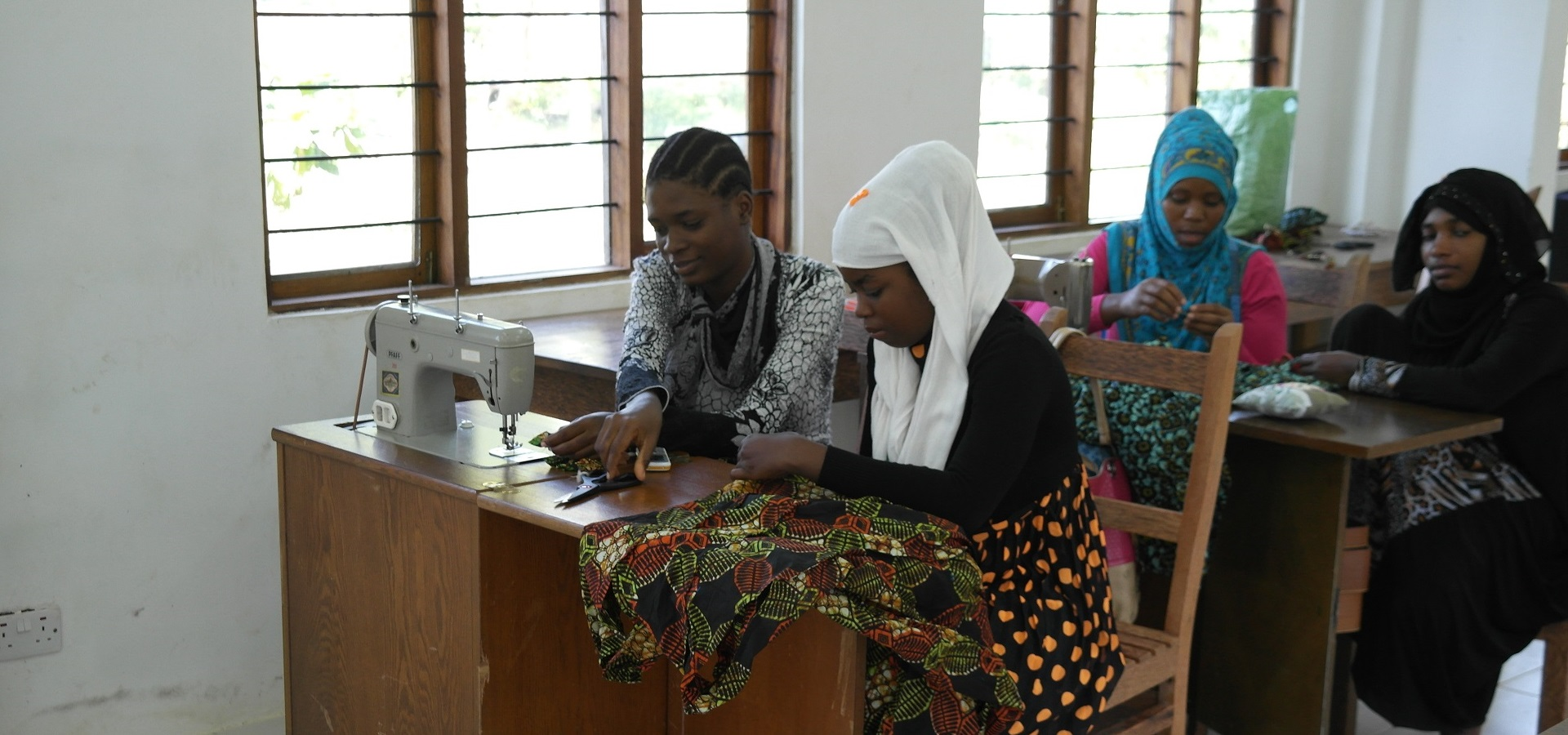 Empowering the women of Zanzibar